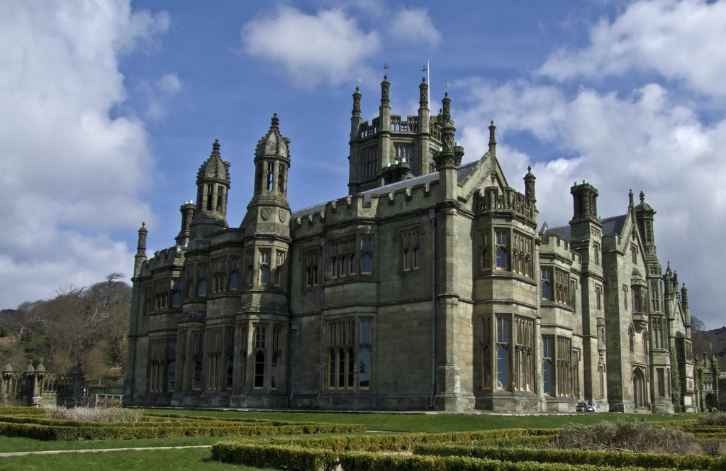 Margam Park in Wales