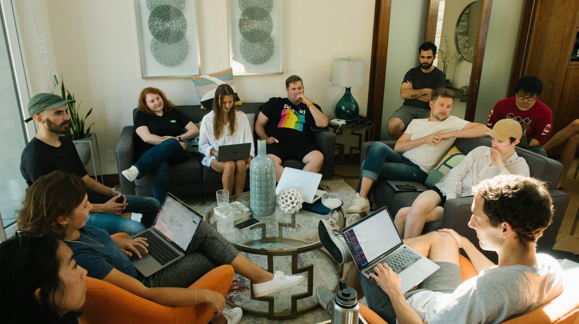 Group Session Freelancers