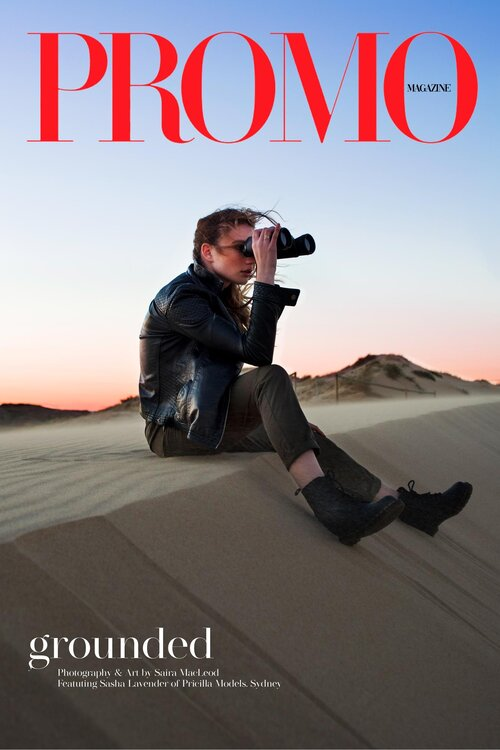 Model posing on magazine cover. going freelance, Collaborating with other freelancers, create a portfolio