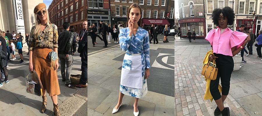 Freelancers London Fashion Week