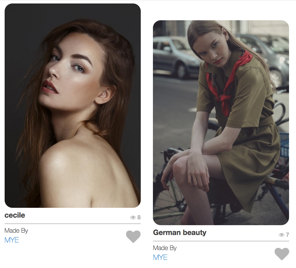 how to create a fashion portfolio