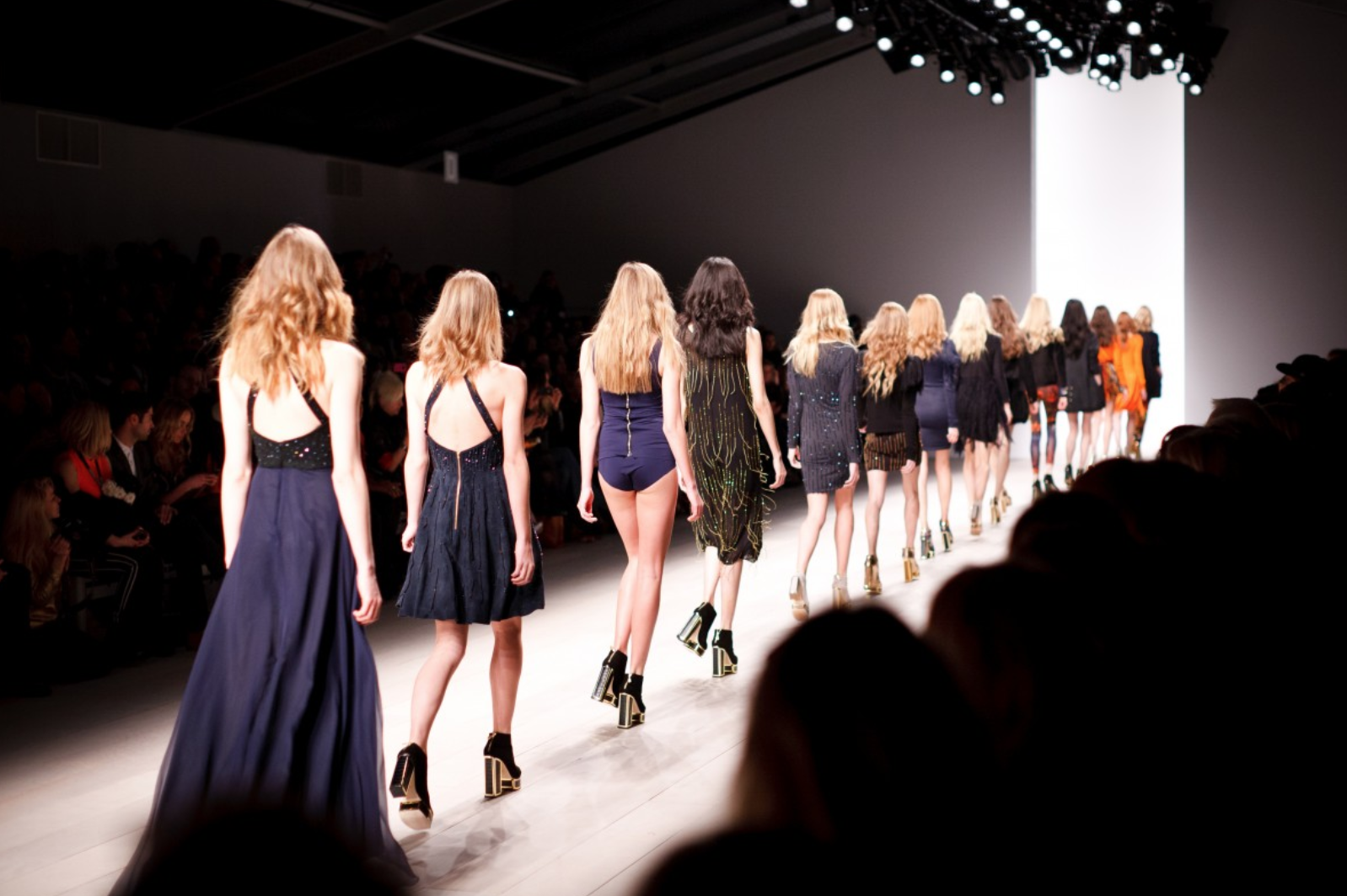 Model jobs catwalk