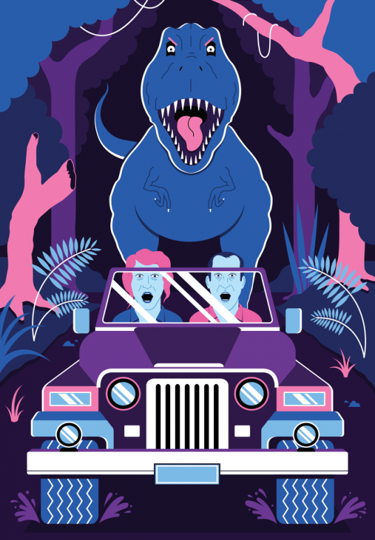 """Jurassic Park"" by Eliot Wyatt"