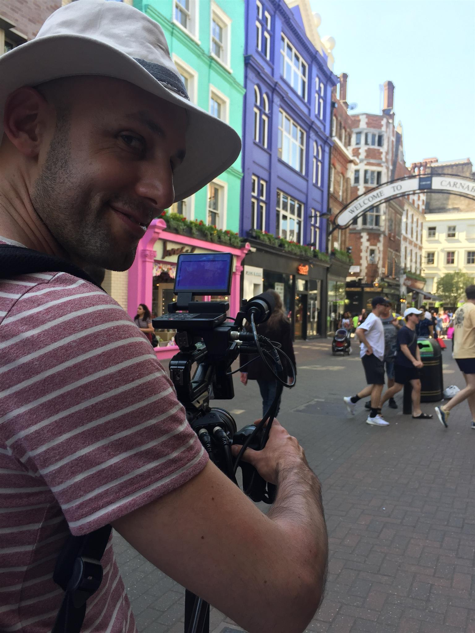 Edan Schiller Videographer