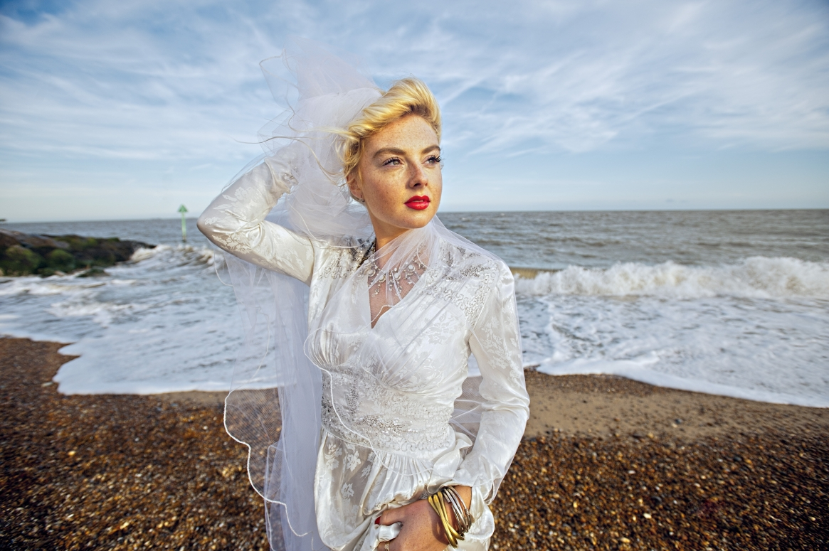 Vintage Bridal Fashion Shoot