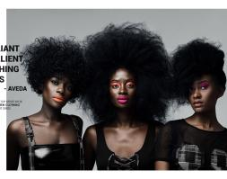 The Afro Puff Girls