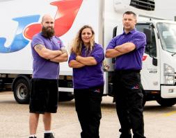 JJ Foodservice Drivers Recruitment
