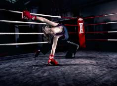 Boxing Dance