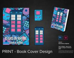 Years in Rhyme - Book Cover