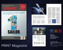 A Guide to VSAT 2018 - Print Magazine