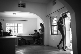 Kampala Fashion Week 2017 - Behind the scenes