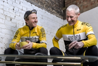 Santini x Hub Velo - Kit Shoot