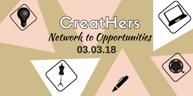 CreatHers: Network to Opportunities - Upgrade to Pro for 10% off