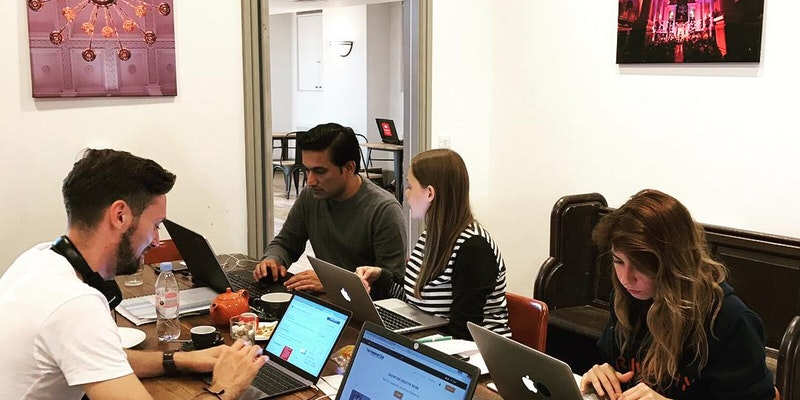 Free Event : Free co-working sessions every Friday