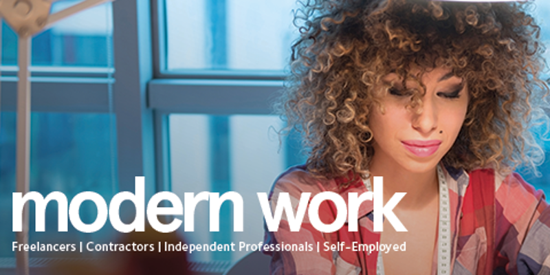 Free Event : Modern Work Magazine Launch at WeWork