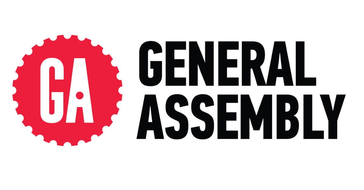 20 % OFF : Any short-from class / workshop with General Assembly