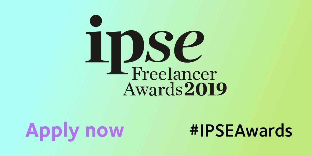 APPLY : 2019 Freelancer Awards 13 June