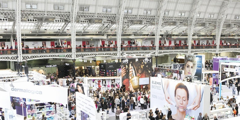 Free Event : Olympia Beauty 2018 - Register Today!
