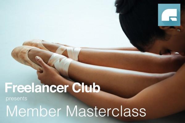 Freelance Ballet Masterclass