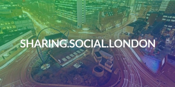 FREE : Sharing Social London January Meetup 17 Jan