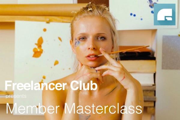 Freelance Mixed Media Art Masterclass