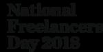 National Freelancer Day 2018